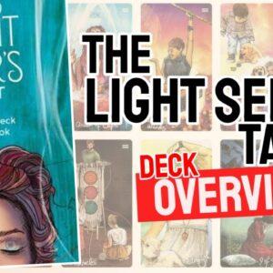 The Light Seers Tarot Deck REVIEW - All Tarot Cards List
