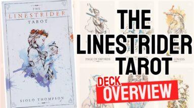 The Linestrider Tarot Deck REVIEW - All Tarot Cards List