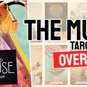 The Muse Tarot Deck REVIEW - All Tarot Cards List