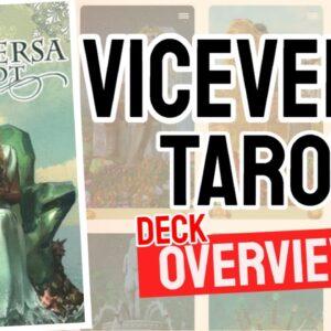 Vice Versa Deck Overview - All Tarot Cards List