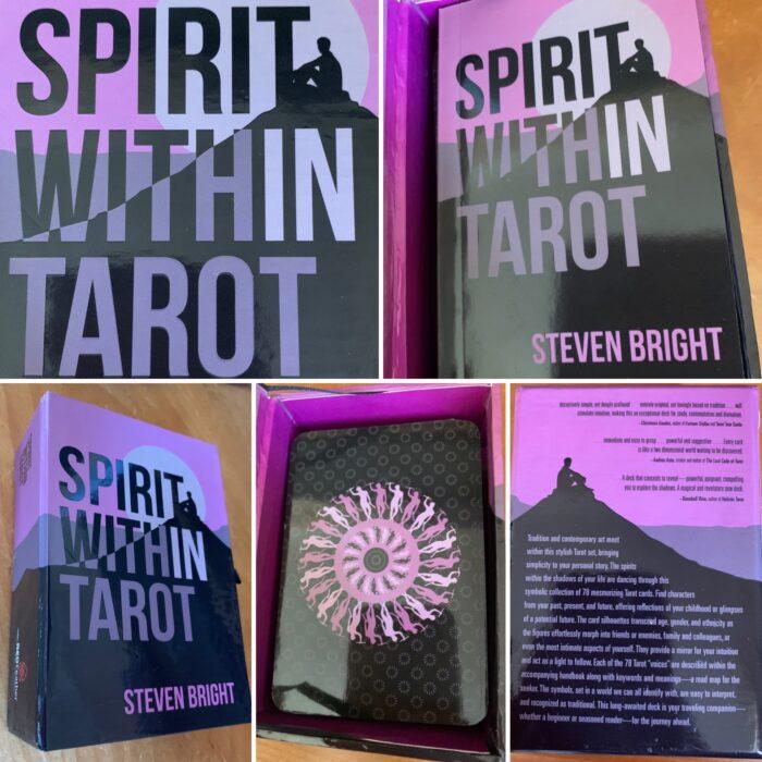 Spirit within Tarot Review
