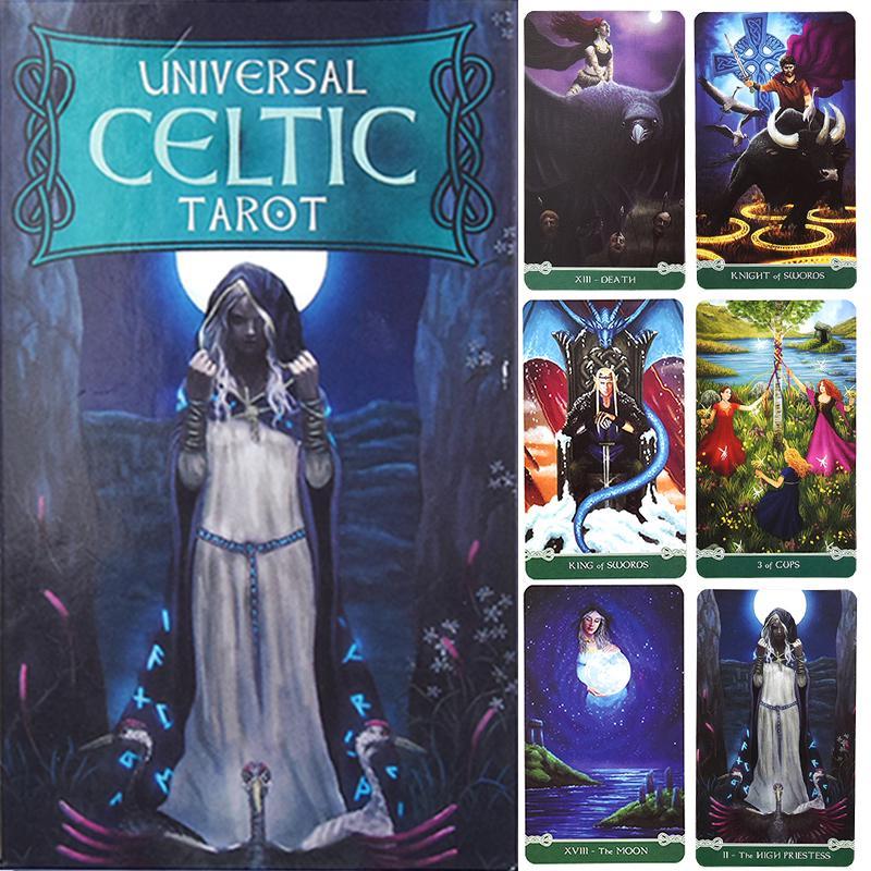 Universal Celtic Tarot Review