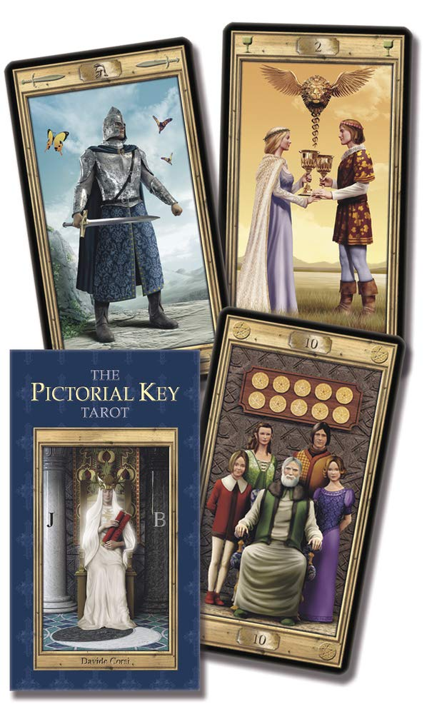 Pictorial Key Tarot Review