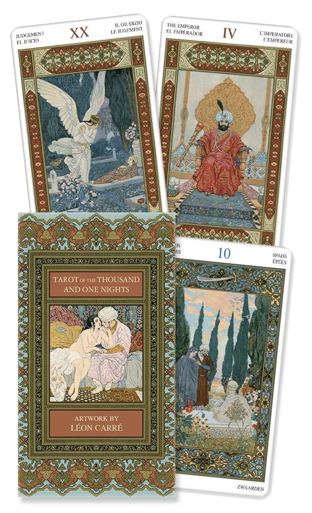 Tarot of the Thousand and One Nights Review