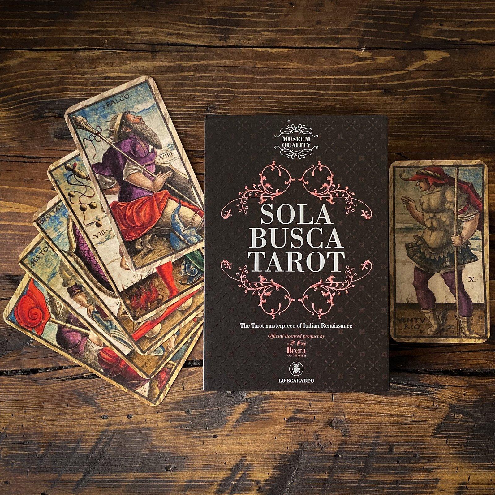 Sola Busca Tarot Review