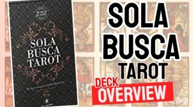 Sola Busca Tarot Deck Overview - All Tarot Cards List