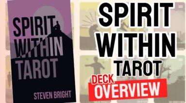 Spirit within Tarot Deck Overview - All Tarot Cards List