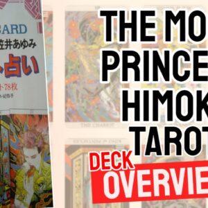The Moon Princess Himoko Tarot Deck Overview - All Tarot Cards List