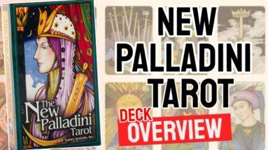 The New Palladini Tarot Deck Overview - All Tarot Cards List