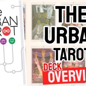 The Urban Tarot Deck Overview - All Tarot Cards List