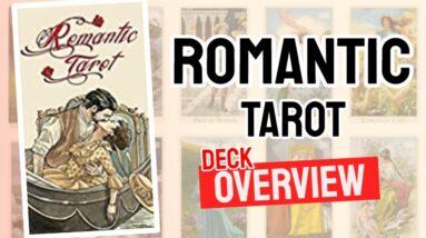 Victorian Romantic Tarot Deck Overview - All Tarot Cards List