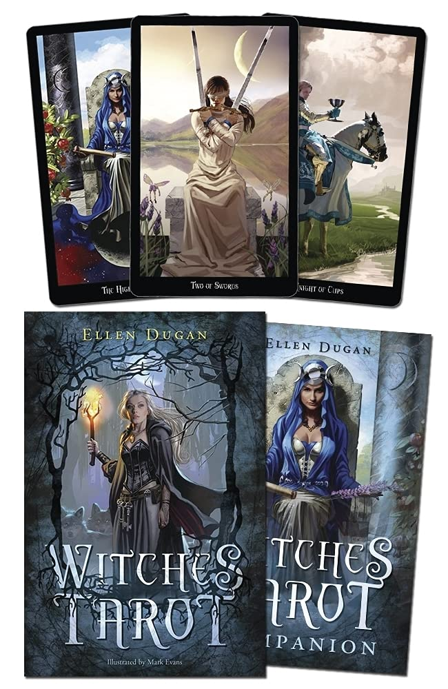 Witches Tarot Deck Review
