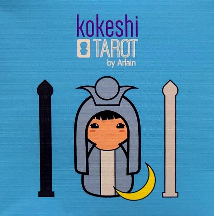 Kokeshi Tarot Deck Review