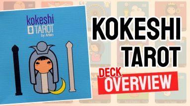 Kokeshi Tarot Review