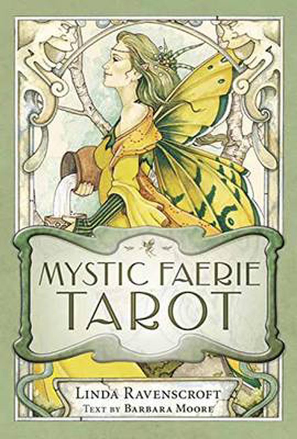 Mystic Faerie Tarot Review
