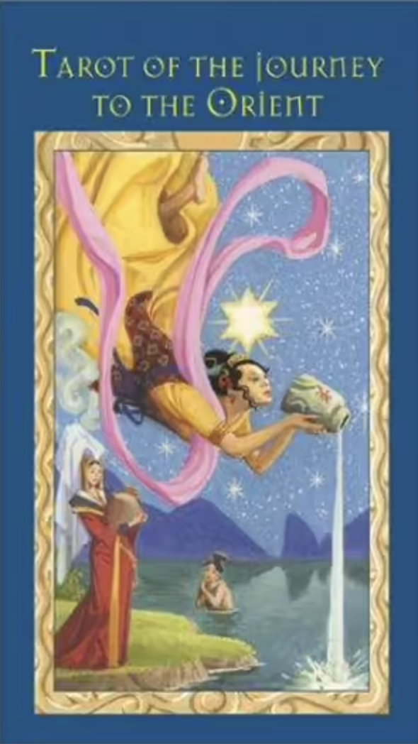 Tarot of the Journey To The Orient Review