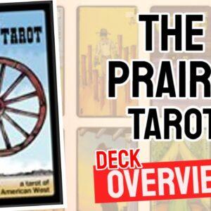 Prairie Tarot Deck Deck Review | Tarot Cards List (All 78 Prairie Tarot Deck Cards)