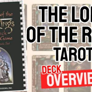 Lord of the Rings Tarot Deck Review | Tarot Cards List (All 78 Lord of the Rings Tarot  Cards)