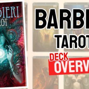 Barbieri Tarot Deck Review - All Tarot Cards Flip Through