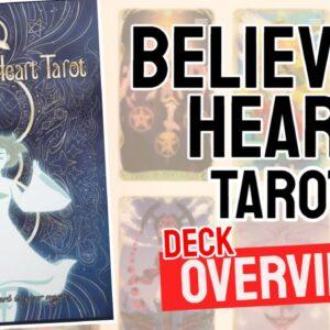 Believing Heart  Deck Review - All Tarot Cards Flip Through