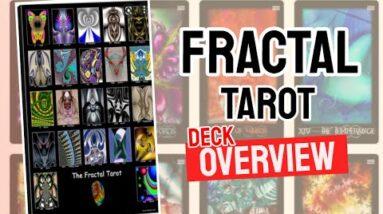 Fractal Tarot Deck Review | Tarot Cards List (All 78 Fractal Tarot Cards)