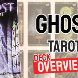 Ghost Tarot Deck Overview - All Tarot Cards List