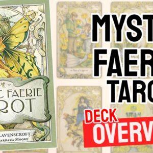 Mystic Faerie Tarot  Deck Review | Tarot Cards List (All 78 Mystic Faerie Tarot  Cards)
