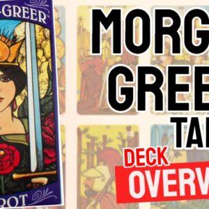 Morgan Greer Tarot Deck Overview - All Tarot Cards List