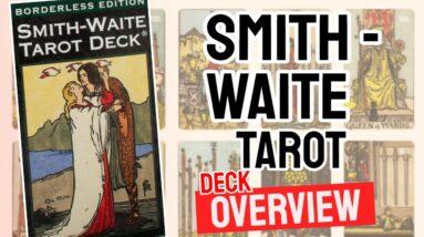 Smith-Waite Tarot Deck Overview - All Tarot Cards List