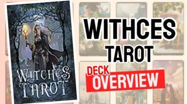 Witches Tarot Deck Overview - All Tarot Cards List