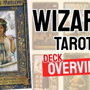 Wizards Tarot Deck Overview - All Tarot Cards List