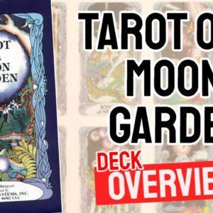 Tarot of the Moon Garden Deck Review | Tarot Cards List (All 78 Tarot of the Moon Garden Cards)