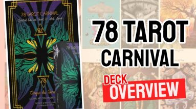 78 Tarot Carnival Review (All 78 Cards Revealed)