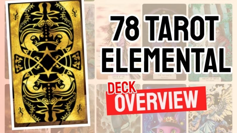 78 Tarot Elemental Review (All 78 Cards Revealed)