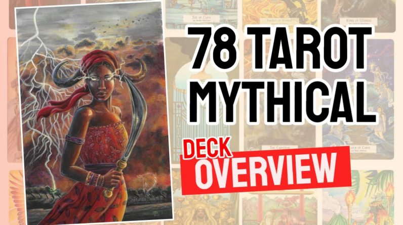 78 Tarot Mythical Review (All 78 Cards Revealed)