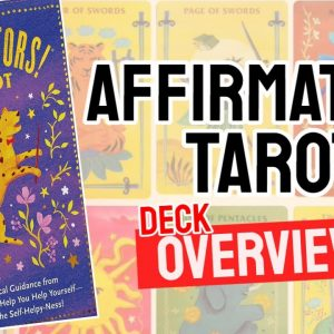 Affirmations Tarot Review (All 78 Cards Revealed)