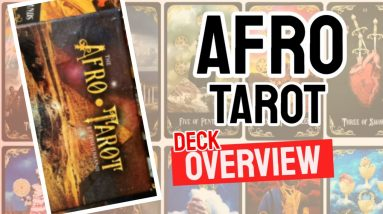 Afro Tarot Review (All 78 Cards Revealed)