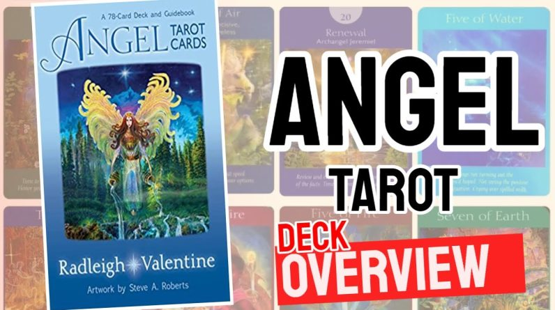 Angel Tarot Deck Review (All 78 Angel Tarot Cards Revealed!)