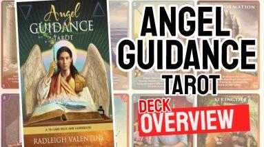 Angel Guidance Wisdom Tarot Deck Review (All 78 Angel Guidance Tarot  Cards Revealed!)